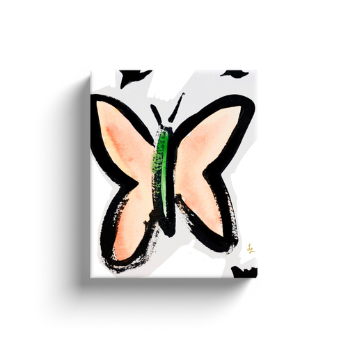 Big Butterfly Art