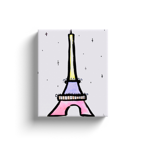Magnificent Eiffel Tower Art