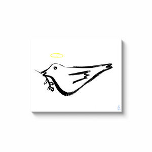 White Dove Art