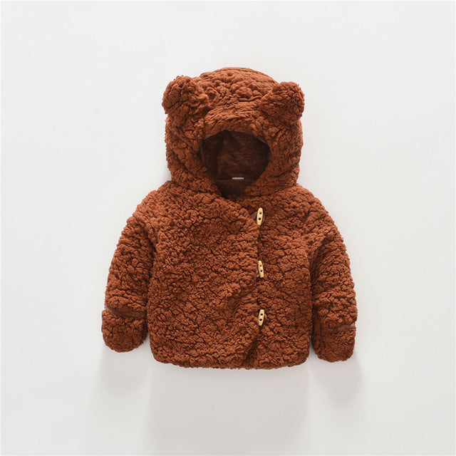 Beary Sherpa Jacket