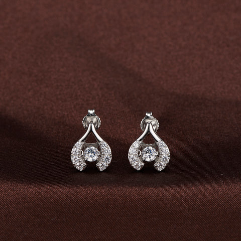 TWINKLES DANCING STONE SWAROVSKI EARRINGS