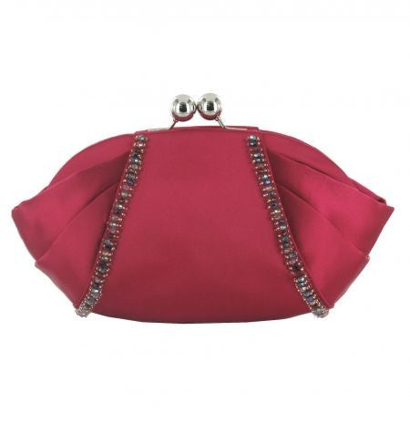 MENBUR PINK CLUTCH BAG