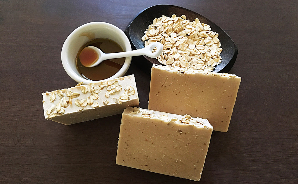 Oatmeal - Honey Soap