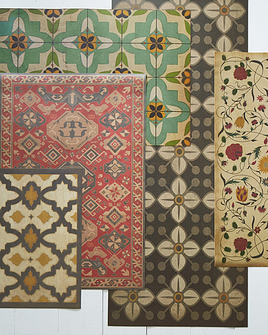 Vintage Vinyl Floor Coverings
