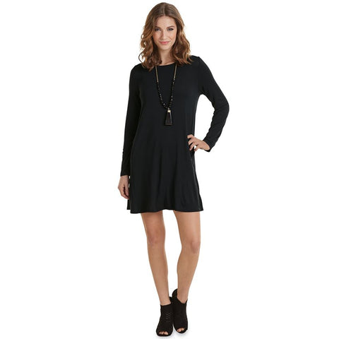 JOCELYN JERSEY KNIT DRESS