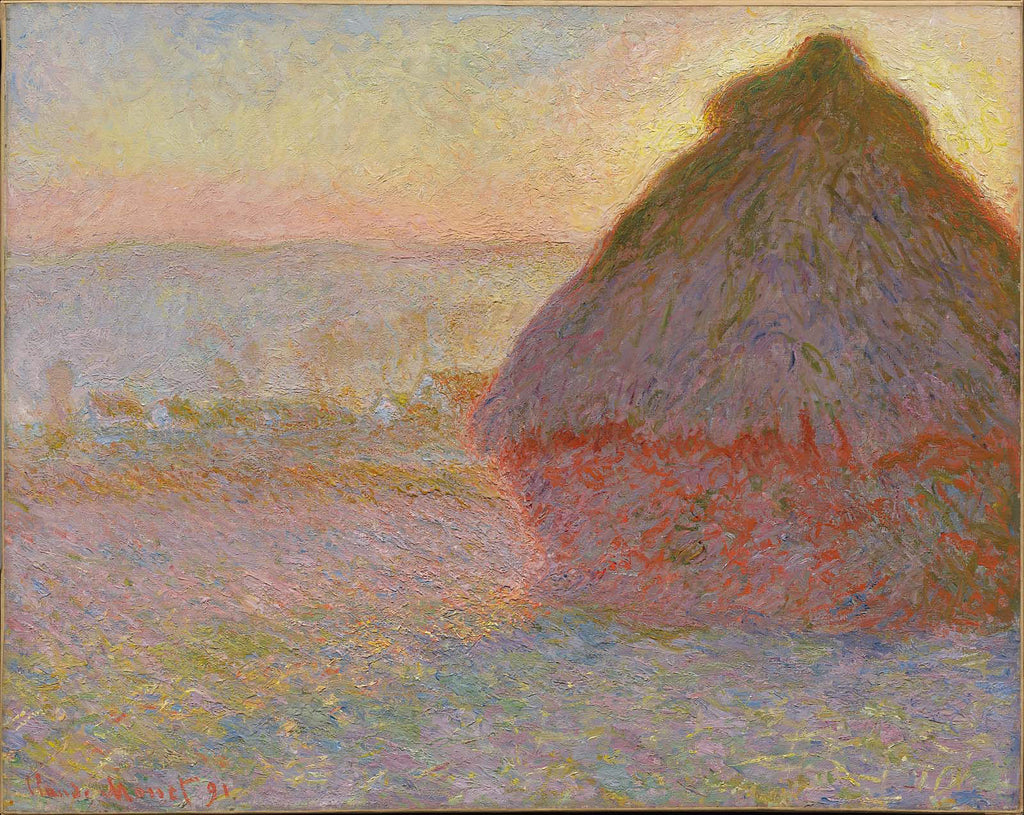 Monet and Boston: Lasting Impression