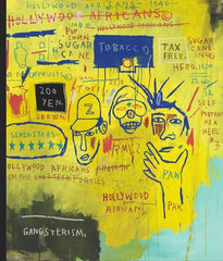 Basquiat Writing the Future exhibition catalogue cover