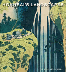 Hokusai's Landscapes book cover