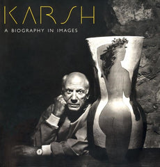 Karsh Biography in Images book cover