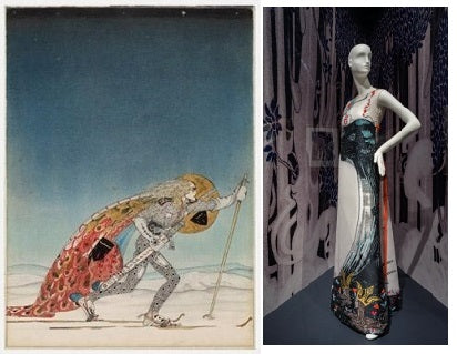 Kay Nielsen, The Three Princesses of Whiteland