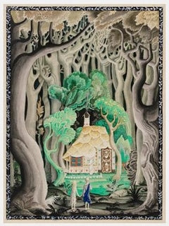 Kay Nielsen, Hansel and Gretel