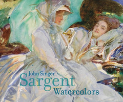John Singer Sargent Watercolor exhibition catalogue