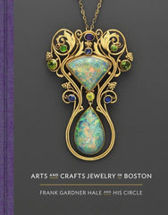 Arts and Crafts Jewelry in Boston book cover