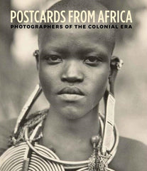 Postcards from Africa photographs book cover