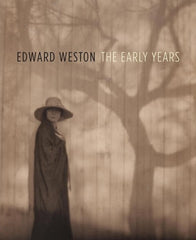 Edward Weston photographs book cover
