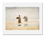 MFA Prints archival replica print of Winslow Homer, Tynemouth Sands from the Museum of Fine Arts, Boston collection.