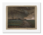 MFA Prints archival replica print of Jean-François Millet, Coming Storm from the Museum of Fine Arts, Boston collection.