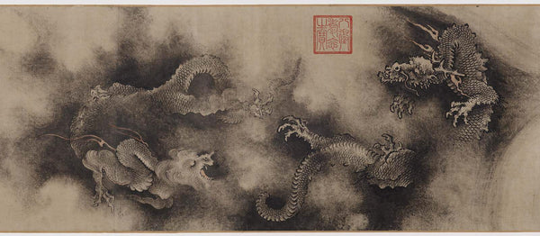 Chen Rong, Nine dragons, View 5 and 6