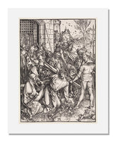Albrecht Dürer, Bearing of the Cross (Large Passion)