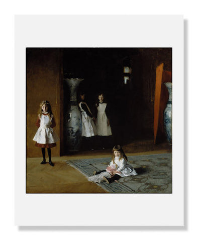 John Singer Sargent, The Daughters of Edward Darley Boit