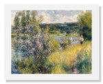 Pierre Auguste Renoir, The Seine at Chatou