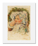 Pierre-Auguste Renoir, Portrait of a Young Child