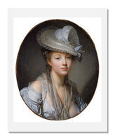 Jean-Baptiste Greuze, The White Hat