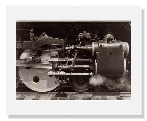 Charles Sheeler, Wheels
