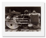 MFA Prints archival replica print of Charles Sheeler, Wheels from the Museum of Fine Arts, Boston collection.