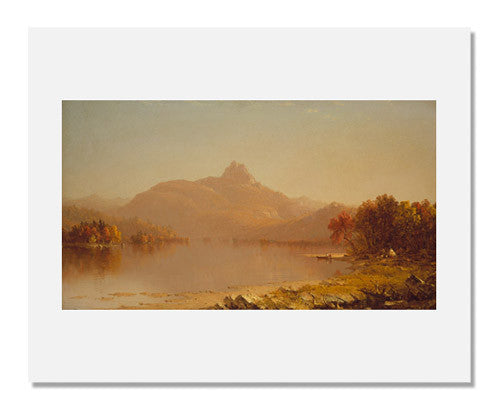 MFA Prints archival replica print of Sanford Robinson Gifford, An October Afternoon from the Museum of Fine Arts, Boston collection.