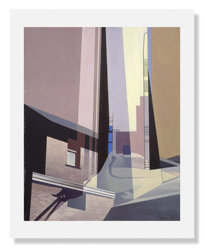 Charles Sheeler, New England Irrelevancies