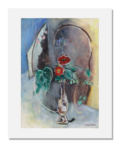 Max Weber, Red Poppies