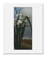 MFA Prints archival replica print of Elizabeth Lyman Boott, Narcissus on the Campagna from the Museum of Fine Arts, Boston collection.
