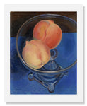 MFA Prints archival replica print of Charles Sheeler, Peaches in a Bowl from the Museum of Fine Arts, Boston collection.