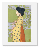 MFA Prints archival replica print of Kajita Hanko, Student from the Museum of Fine Arts, Boston collection.