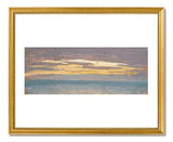 Claude Monet, View of the Sea at Sunset