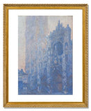 MFA Prints archival replica print of Claude Monet, Rouen Cathedral Façade and Tour d'Albane (Morning Effect) from the Museum of Fine Arts, Boston collection.
