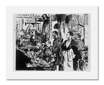 MFA Prints archival replica print of Edouard Manet, At the Café from the Museum of Fine Arts, Boston collection.