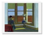 MFA Prints archival replica print of Edward Hopper, Room in Brooklyn from the Museum of Fine Arts, Boston collection.