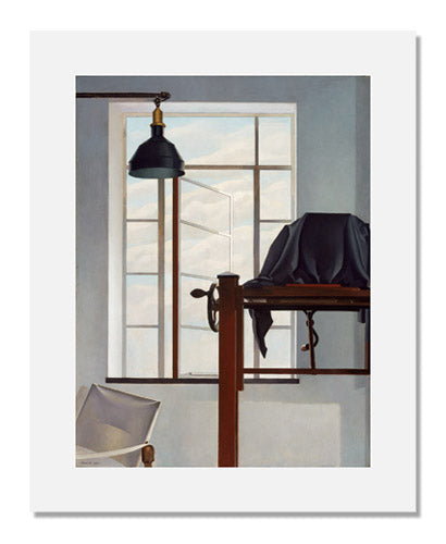 Charles Sheeler, View of New York