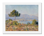 Claude Monet, Antibes Seen from the Plateau Notre Dame