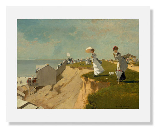 Winslow Homer, Long Branch, New Jersey