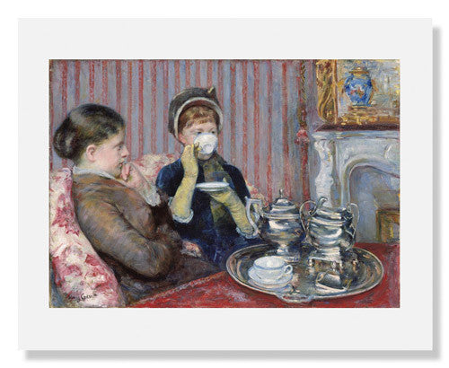 Mary Stevenson Cassatt, The Tea