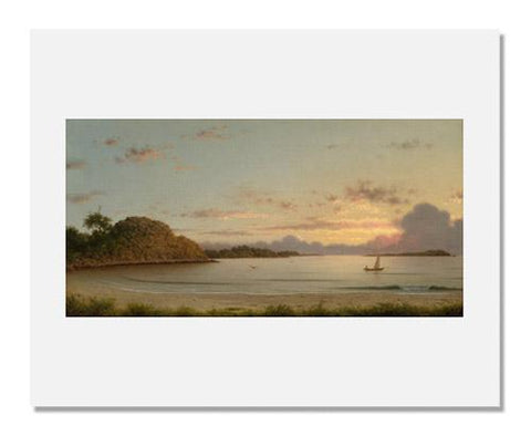 Martin Johnson Heade, Dawn