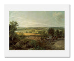 MFA Prints archival replica print of John Constable, Stour Valley and Dedham Church from the Museum of Fine Arts, Boston collection.
