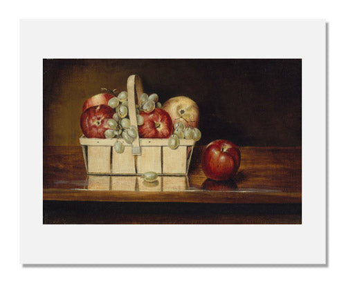 Rubens Peale, Basket of Fruit