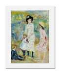 Pierre Auguste Renoir, Children on the Seashore, Guernsey
