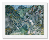 MFA Prints archival replica print of Vincent van Gogh, Ravine from the Museum of Fine Arts, Boston collection.