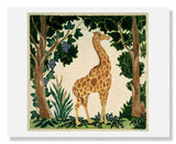 MFA Prints archival replica print of Giraffe from the Museum of Fine Arts, Boston collection.
