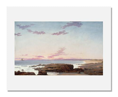 Fitz Henry Lane, View of Coffin's Beach